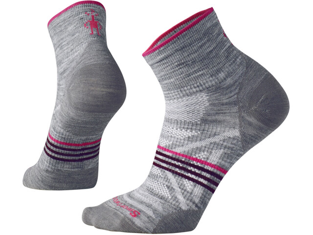 Smartwool PhD Outdoor Ultra Light - Calcetines Mujer - gris